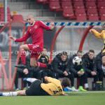 01-04-2017: Voetbal: Almere City FC O19 v NAC O19: Almere Kubilay Koylu (Almere City FC O19) Seizoen 2016 /2017