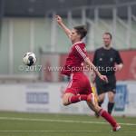 01-04-2017: Voetbal: Almere City FC O19 v NAC O19: Almere Huib van Eijnsbergen (Almere City FC O19) Seizoen 2016 /2017