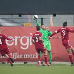 01-04-2017: Voetbal: Almere City FC O19 v NAC O19: Almere Arian Ibrahim Sevok (Almere City FC O19) Seizoen 2016 /2017