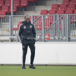 01-04-2017: Voetbal: Almere City FC O19 v NAC O19: Almere Kizito Musampa- Trainer (Almere City FC O19) Seizoen 2016 /2017