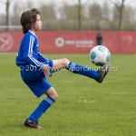 08-04-2017: Voetbal: Almere City FC O11 v MVV O11: Almere Samir Fassi Ait (Almere City FC O11) Seizoen 2016 /2017