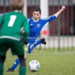08-04-2017: Voetbal: Almere City FC O11 v MVV O11: Almere Ouail Haddouch (Almere City FC O11) Seizoen 2016 /2017
