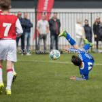 08-04-2017: Voetbal: Almere City FC O11 v MVV O11: Almere Younes Madani (Almere City FC O11) Seizoen 2016 /2017