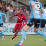 14-04-2017: Voetbal: Almere City FC v Jong FC Utrecht: Almere Calvin Mac Intosch (Almere City FC) Jupiler League 2016 / 2017