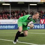 14-04-2017: Voetbal: Almere City FC v Jong FC Utrecht: Almere Joost Meendering (Jong FC Utrecht) Jupiler League 2016 / 2017