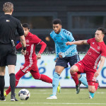 14-04-2017: Voetbal: Almere City FC v Jong FC Utrecht: Almere Gaston Salasiwa (Almere City FC) Jupiler League 2016 / 2017