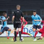 14-04-2017: Voetbal: Almere City FC v Jong FC Utrecht: Almere Gaston Salasiwa (Almere City FC) Jupiler League 2016 / 2017