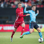 14-04-2017: Voetbal: Almere City FC v Jong FC Utrecht: Almere Lars Nieuwpoort (Almere City FC) Jupiler League 2016 / 2017