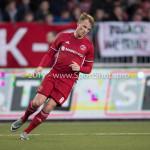 14-04-2017: Voetbal: Almere City FC v Jong FC Utrecht: Almere Jeffrey Rijsdijk (Almere City FC) Jupiler League 2016 / 2017