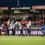 14-04-2017: Voetbal: Almere City FC v Jong FC Utrecht: Almere Opening Hollandcup Jupiler League 2016 / 2017