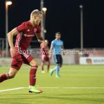 14-04-2017: Voetbal: Almere City FC v Jong FC Utrecht: Almere Silvester van de Water (Almere City FC) Jupiler League 2016 / 2017