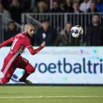 14-04-2017: Voetbal: Almere City FC v Jong FC Utrecht: Almere Soufyan Ahannach (Almere City FC) Jupiler League 2016 / 2017