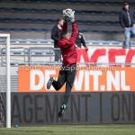 17-04-2017: Voetbal: RKC Waalwijk v Almere City FC: Waalwijk Chiel Kramer (Almere City FC) Jupiler League 2016 / 2017