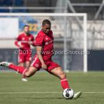 17-04-2017: Voetbal: RKC Waalwijk v Almere City FC: Waalwijk Sherjill Mac-Donalds (Almere City FC) Jupiler League 2016 / 2017