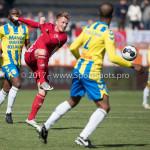 17-04-2017: Voetbal: RKC Waalwijk v Almere City FC: Waalwijk Jeffrey Rijsdijk (Almere City FC) Jupiler League 2016 / 2017