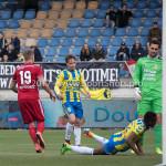 17-04-2017: Voetbal: RKC Waalwijk v Almere City FC: Waalwijk Rick ten Voorde (Almere City FC) 1-0 Jupiler League 2016 / 2017