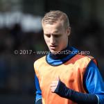 17-04-2017: Voetbal: RKC Waalwijk v Almere City FC: Waalwijk Silvester van de Water (Almere City FC) Jupiler League 2016 / 2017