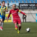 17-04-2017: Voetbal: RKC Waalwijk v Almere City FC: Waalwijk Kees van Buuren (Almere City FC) Jupiler League 2016 / 2017