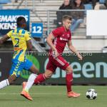 17-04-2017: Voetbal: RKC Waalwijk v Almere City FC: Waalwijk (L-R) Gigli Ndefe (RKC Waalwijk), Rick ten Voorde (Almere City FC) Jupiler League 2016 / 2017