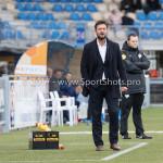17-04-2017: Voetbal: RKC Waalwijk v Almere City FC: Waalwijk Peter van den Berg  - Hoofdcoach (RKC Waalwijk) Jupiler League 2016 / 2017