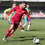 17-04-2017: Voetbal: RKC Waalwijk v Almere City FC: Waalwijk Abdel Metalsi (Almere City FC) Jupiler League 2016 / 2017