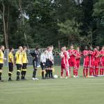 11-07-2017: Voetbal: OFC v Almere City FC: OostzaanOefenduel 2017 / 2018
