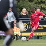 11-07-2017: Voetbal: OFC v Almere City FC: Oostzaan Sherjill Mac-Donalds (Almere City FC) Oefenduel 2017 / 2018