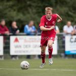 11-07-2017: Voetbal: OFC v Almere City FC: Oostzaan Jeffrey Rijsdijk (Almere City FC) Oefenduel 2017 / 2018