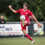 11-07-2017: Voetbal: OFC v Almere City FC: Oostzaan Sven Braken (Almere City FC) Oefenduel 2017 / 2018