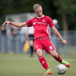 11-07-2017: Voetbal: OFC v Almere City FC: Oostzaan Silvester van de Water (Almere City FC) Oefenduel 2017 / 2018