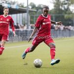 11-07-2017: Voetbal: OFC v Almere City FC: Oostzaan Arsenio Valpoort (Almere City FC) Oefenduel 2017 / 2018