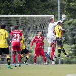11-07-2017: Voetbal: OFC v Almere City FC: Oostzaan Chiel Kramer (Almere City FC) Oefenduel 2017 / 2018