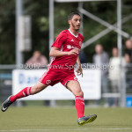 11-07-2017: Voetbal: OFC v Almere City FC: Oostzaan Khalid Tadmine (Almere City FC) Oefenduel 2017 / 2018