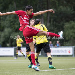 11-07-2017: Voetbal: OFC v Almere City FC: Oostzaan Faris Hammouti (Almere City FC) Oefenduel 2017 / 2018