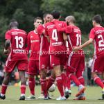 11-07-2017: Voetbal: OFC v Almere City FC: Oostzaan Oefenduel 2017 / 2018
