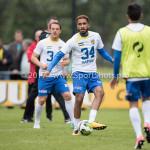 14-07-2017: Voetbal: SC Cambuur v Almere City FC: Leeuwarden Marvin Peersman (SC Cambuur) #Appie 14-07-2017: Voetbal: SC Cambuur v Almere City FC: Leeuwarden