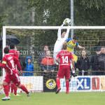 14-07-2017: Voetbal: SC Cambuur v Almere City FC: Leeuwarden Chiel Kramer (Almere City FC) Oefenduel 2017 / 2018