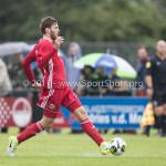 14-07-2017: Voetbal: SC Cambuur v Almere City FC: Leeuwarden Javier Vet (Almere City FC) Oefenduel 2017 / 2018