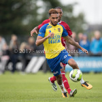 14-07-2017: Voetbal: SC Cambuur v Almere City FC: Leeuwarden Marvin Peersman (SC Cambuur) Oefenduel 2017 / 2018