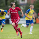 14-07-2017: Voetbal: SC Cambuur v Almere City FC: Leeuwarden Charlie Teller (Almere City FC) Oefenduel 2017 / 2018