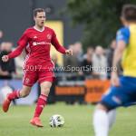 14-07-2017: Voetbal: SC Cambuur v Almere City FC: Leeuwarden Nick van Hilten (Almere City FC) Oefenduel 2017 / 2018