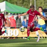 14-07-2017: Voetbal: SC Cambuur v Almere City FC: Leeuwarden Silvester van de Water (Almere City FC) Oefenduel 2017 / 2018