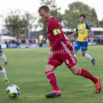 14-07-2017: Voetbal: SC Cambuur v Almere City FC: Leeuwarden Jeffrey Rijsdijk (Almere City FC) Oefenduel 2017 / 2018