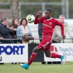 14-07-2017: Voetbal: SC Cambuur v Almere City FC: Leeuwarden Achille Vaarnold (Almere City FC) Oefenduel 2017 / 2018