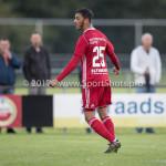 14-07-2017: Voetbal: SC Cambuur v Almere City FC: Leeuwarden Khalid Tadmine (Almere City FC) Oefenduel 2017 / 2018