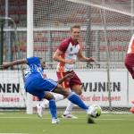 20-07-2017: Voetbal v Hockey: SC  Almere City FC v Almeerse HC: Almere