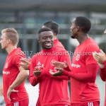 Open dag Almere City FC 2017Leeroy Owusu (Almere City FC)