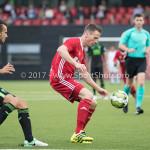 20-07-2017: Voetbal: SC  Almere City FC v Granada CF: Almere Erik Quekel (Almere City FC) Oefenduel 2017 / 2018