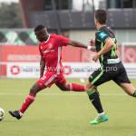 20-07-2017: Voetbal: SC  Almere City FC v Granada CF: Almere Leeroy Owusu (Almere City FC) Oefenduel 2017 / 2018