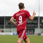 20-07-2017: Voetbal: SC  Almere City FC v Granada CF: Almere Sven Braken (Almere City FC) Oefenduel 2017 / 2018
